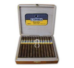 Cohiba Panetelas Cigar Box