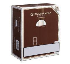 Guantanamera Cristales Tubos Cigar Box
