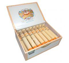 H. Upmann Coronas Major Tubos Cigar Box