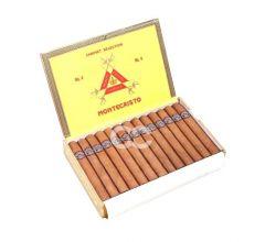 Montecristo No. 4 Cigar Box