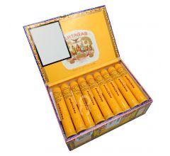 Partagas Coronas Junior Tubos Cigar Box