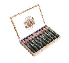Punch Punch Tubos Cigar Box