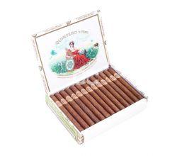Quintero Londres Extra Cigar Box